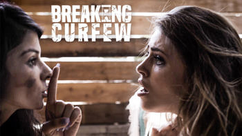 Adriana Chechik & Sadie Pop in Breaking Curfew