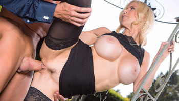 Alexis Fawx in A Widow To Comfort