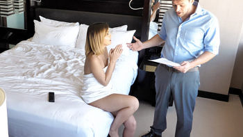 Dillion Harper in Pay Per View Nanny Must Pay