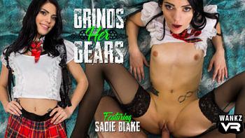 Sadie Blake in Grinds Her Gears