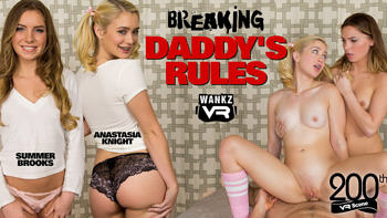 Anastasia Knight & Summer Brooks in Breaking Daddy's Rules