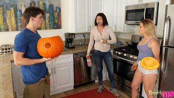 Aubrey Sinclair in Pumpkin Fuck
