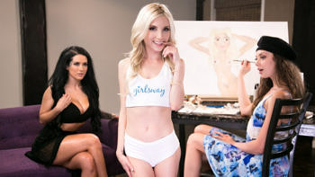 Piper Perri, Katrina Jade & Elena Koshka in Showcases