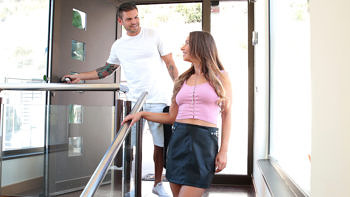 Taylor Sands in Step Sister Ambushes Barcelona Step Bro