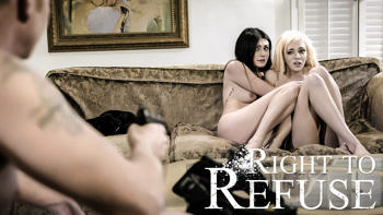 Tiffany Watson & Adria Rae in Right To Refuse