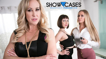 Brandi Love, Jenna Sativa & Nicole Aniston in Showcases