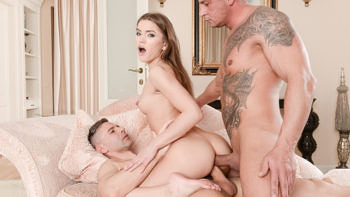 Evelina Darling in Horny For DP
