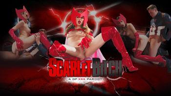 Jillian Janson is Scarlett Bitch