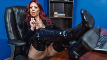 Monique Alexander in These Boots Were Made For Fucking