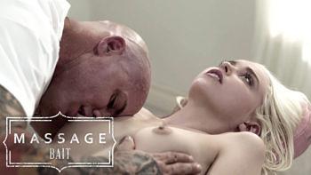 Aaliyah Love & Chloe Cherry in Massage Bait