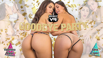 Alina Lopez & Valentina Nappi in Goodbye Party