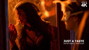 Amirah Adara & Ania Kinski in Just a Taste