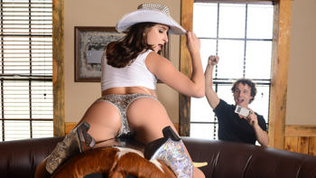 Ashley Adams in Bucked And Fucked