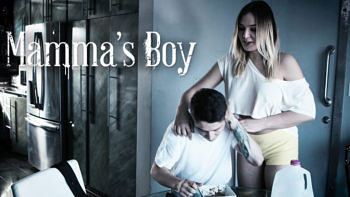 Blair Williams in Mamma's Boy