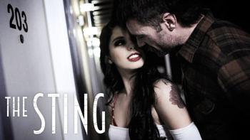Gina Valentina in The Sting