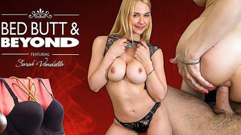 Sarah Vandella in Bed Butt & Beyond