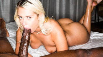 Athena Palomino in Actress Craves BBC