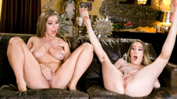 Cadence Lux & Lena Paul in Squirting Surprise