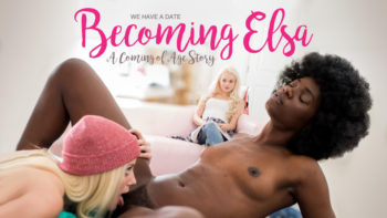 Charlotte Stokely & Ana Foxxx in Becoming Elsa