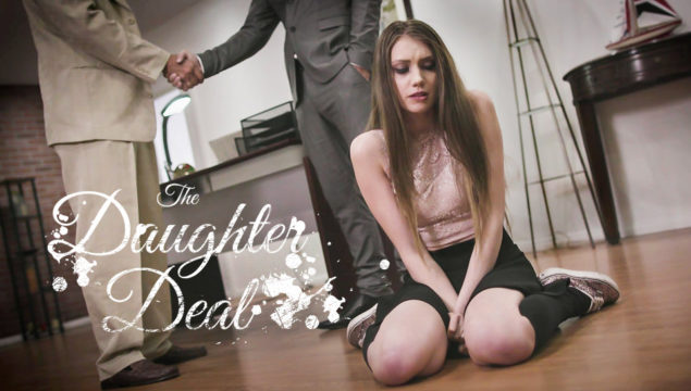 Elena Koshka in The Daughter Deal