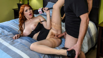 Penny Pax in Ramming The Reporter