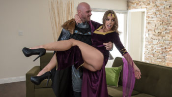 Britney Amber in Cucked For Historical Accuracy