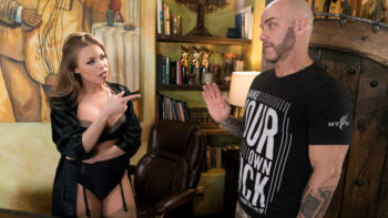 Britney Amber in The Critic