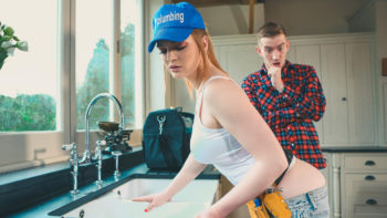 Carly Rae Summers in Plumber's Pussy