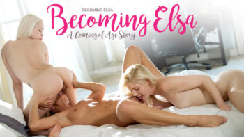 India Summer, Charlotte Stokely & Elsa Jean in Becoming Elsa