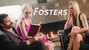 India Summer & Elsa Jean in The Fosters
