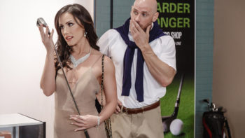 Jennifer White in Pounded At The Pro Shop