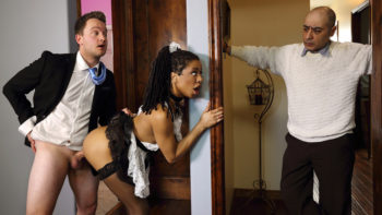 Kira Noir in Up and Cummer