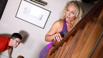 Rebecca Jane Smyth in Peeping Stepson